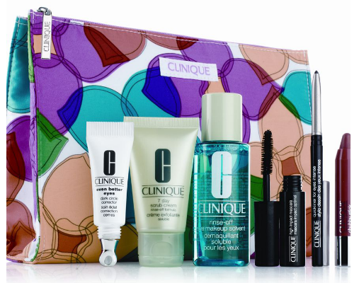 Clinique gift with purchase - Gift With Purchase