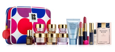 Estee Lauder gift with purchase - 7 pcs with $35 purchase   Gift ...