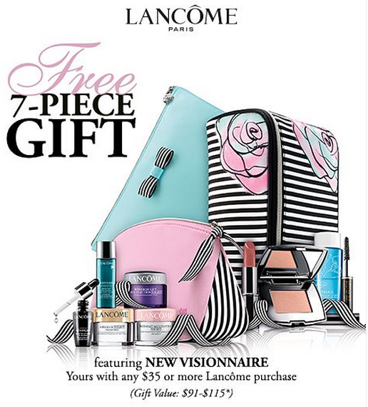 Lancome gift with purchase | Gift With Purchase