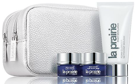 La Prairie gift with purchase - 4 pcs with $400 purchase | Gift ...