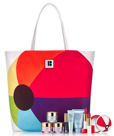 Estee Lauder gift with purchase - 7 pcs with $35 purchase + 1 EL Foaming Cleanser + 3 samples and more - Gift With Purchase