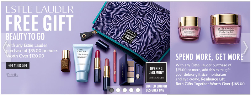 *HOT* Estee Lauder gift with purchase - FREE FULL SIZE Advanced Night Repair Eye with purchase of Advanced Night Repair 1.7 oz or larger ($58 value!) + 9 pcs gift set and more - Gift With Purchase