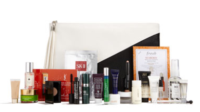 Neiman Marcus: Samples filled beauty bag + up to $500 gift card ...