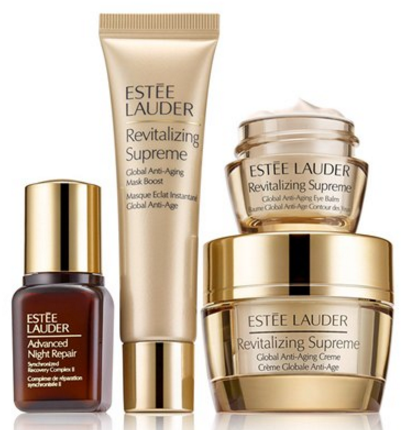 Estee Lauder gift set 40% off for $21 (was $35) + GWP - Gift With Purchase