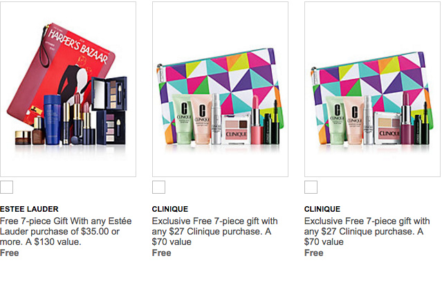 how to get free samples of estee lauder
