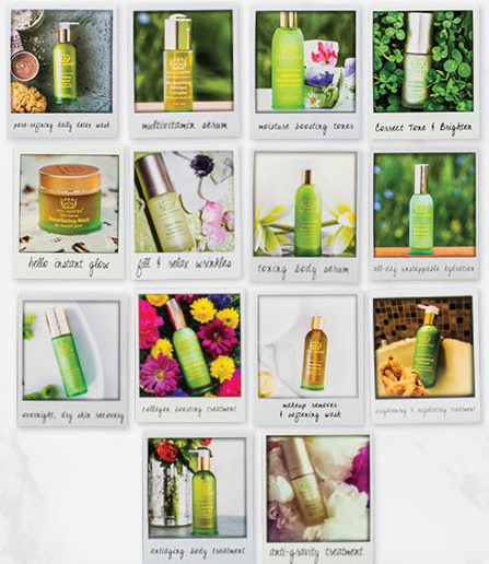 Tata Harper gift with purchase - 14 samples with any purchase - Gift With Purchase