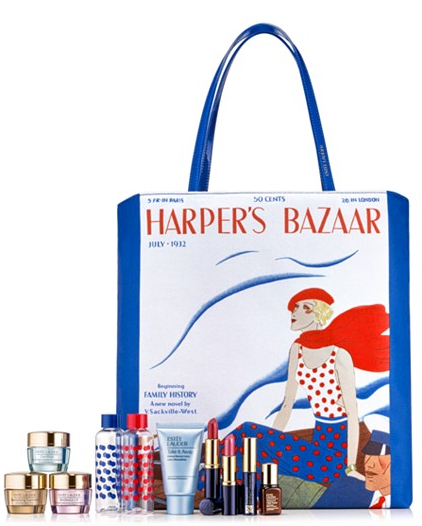 Estee Lauder gift with purchase - 8 pcs with $45 purchase + Macy's Cash + free shipping - Gift With Purchase