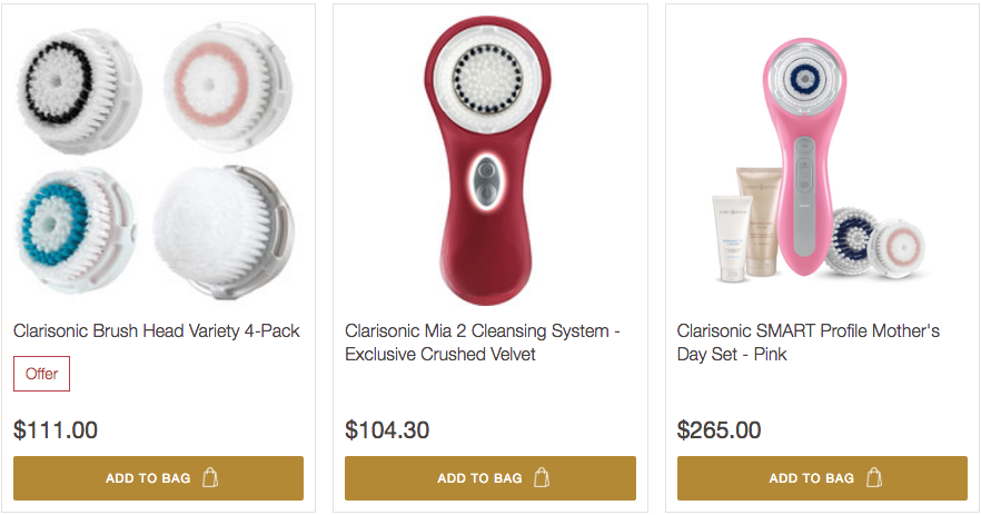View Clarisonic Deals How to Use Coupons and Codes How to use Clarisonic Coupons and Promo Codes. Click on My Bag to see your order summary. Enter one of the promo codes below in the labelled field. Click APPLY to save and continue checkout.