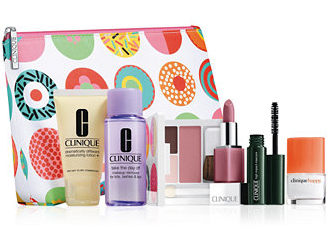 Clinique gift with purchase - 7 pcs with $27 purchase + more - Gift With Purchase