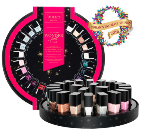 Butter London 27 pcs The Most Wonderfull of All set 50% off for $75 - today only - Gift With Purchase