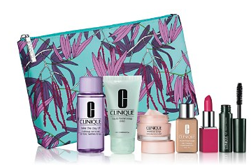 Clinique gift with purchase - 7 pcs with $28 purchase + more - Gift With Purchase