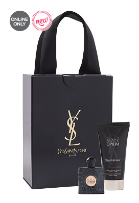 Ulta.com: FREE 3pc YSL Black Opium Gift with any $50 purchase + Free Butter London mascara deluxe sample w/ANY purchase + more - Gift With Purchase