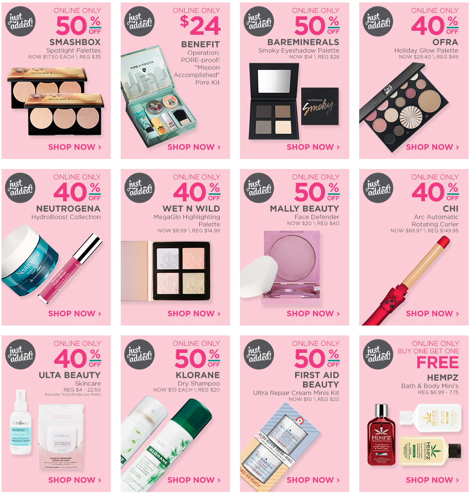Ulta More New Black Friday Sale Items Gift With Purchase Benefit Operation Pore Proof Kit